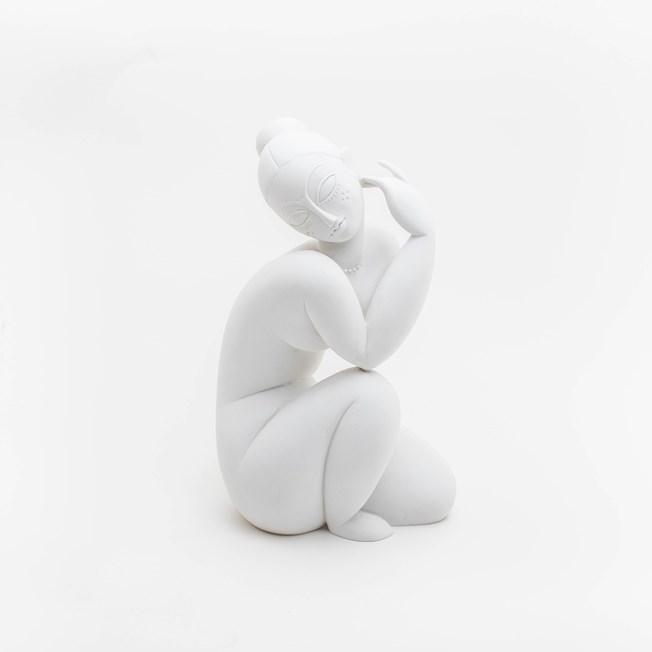 Modigliani Sculptuur Female Nude