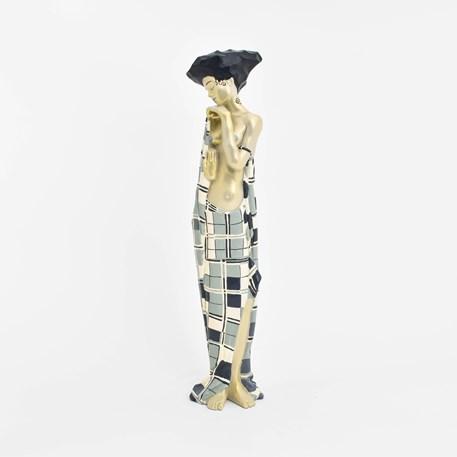 Sculptuur Ingetogen