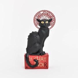 Sculptuur Le Chat Noir