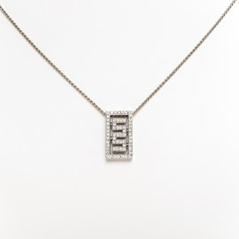 Glamour Meander Collier