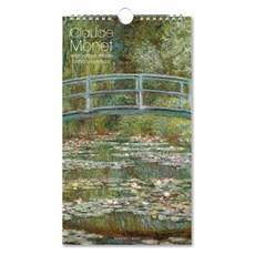 Verjaardagskalender & Kaartenmapje Monet
