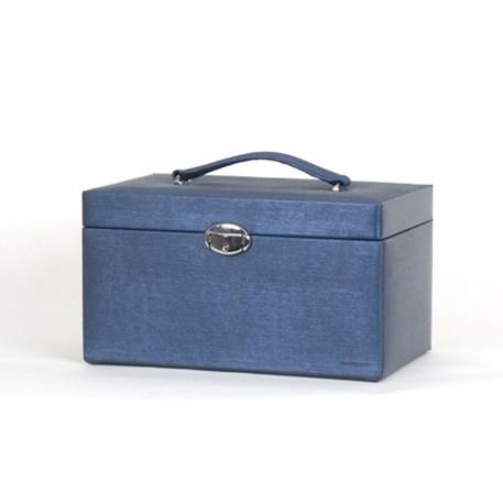 Sieradenbox Highlight in Blauw