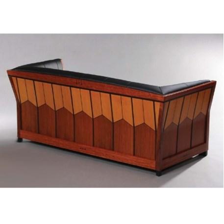 Art Deco Bank 2,5 zits Lawrence
