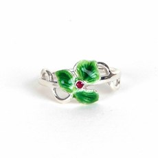 Ring Emaille Ruby