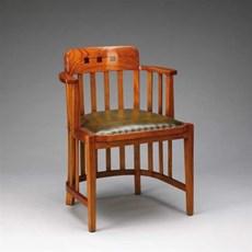 Office Chair met Gehalveerde Armleuningen