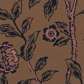Behang Ikebana Japanse Bloemsierkunst