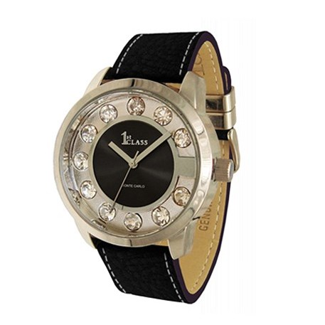 Horloge Conscious Zwart
