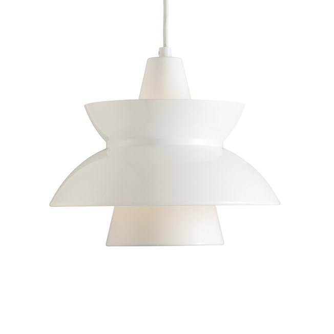 Louis Poulsen Doo-Wop Hanglamp White
