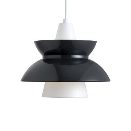 Louis Poulsen Doo-Wop Hanglamp Dark Grey