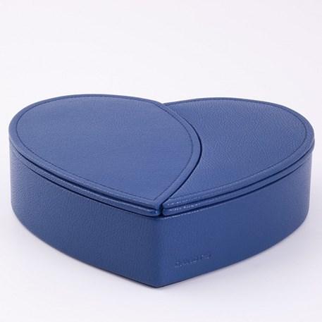 Sieradendoos Sweetheart in blauw