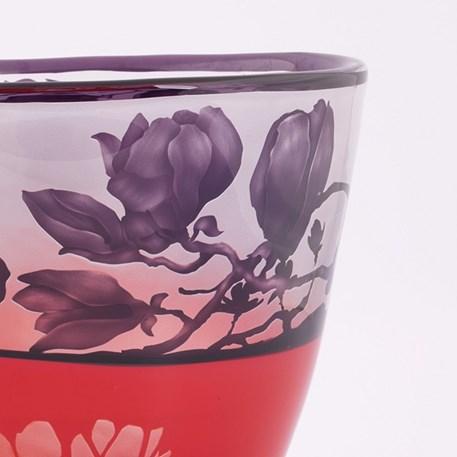 Detail Vaas Sublime Magnolia