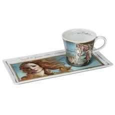 Koffieset De Geboorte van Venus. Pas kortingscode Ladies10 toe voor 10% korting op alle Ladies-items