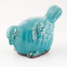 Sculptuur Blue Bird
