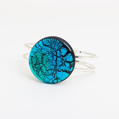 Armband Midnight Moon Aqua/Turquoise