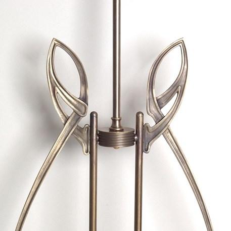 Detail T-Hanglamp Double Nouveau