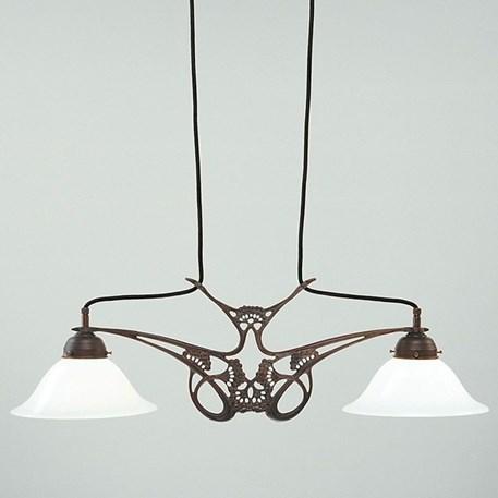 T-Hanglamp Jugendstil