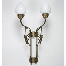 Wandlamp Mackintosh 2-lichts