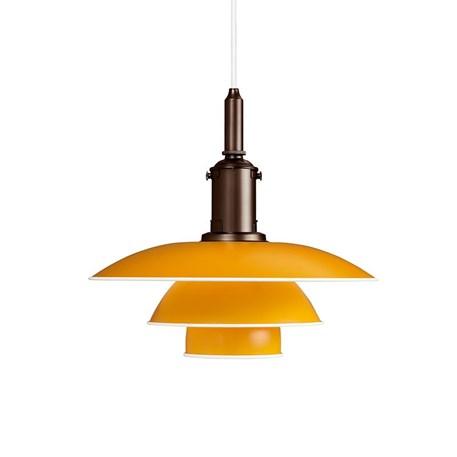 Louis Poulsen PH 3½-3 Hanglamp in geel