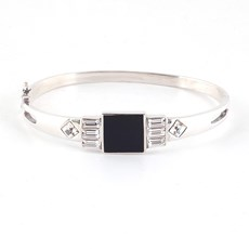 Art Deco Armband Square