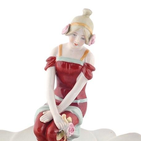 Detail Schaal / Sculptuur Emma