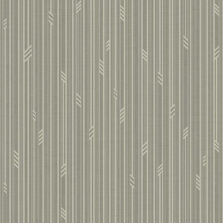 Behang Geo Stripe in Grijs