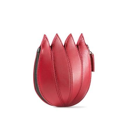 Portemonnee Tulip Rood