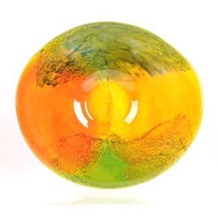 voorbeeld van een van onze Vazen/ Schalen Glas-Tin-Keramiek