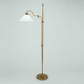 Staande lamp / Leeslamp met Scharnier Classy