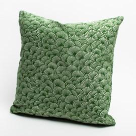 Kussen Elegant Ginkgo | Groen