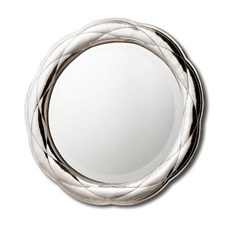 Zilvertinnen Spiegel Neverending