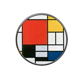 Tasspiegel Mondriaan