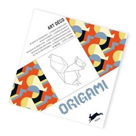 Origami Boek | Art Deco