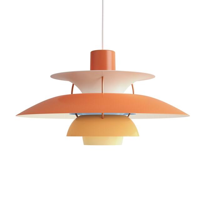Louis Poulsen PH 5 Hanglamp Orange