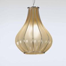 Venetiaanse Hanglamp Druppel | Ambergeel