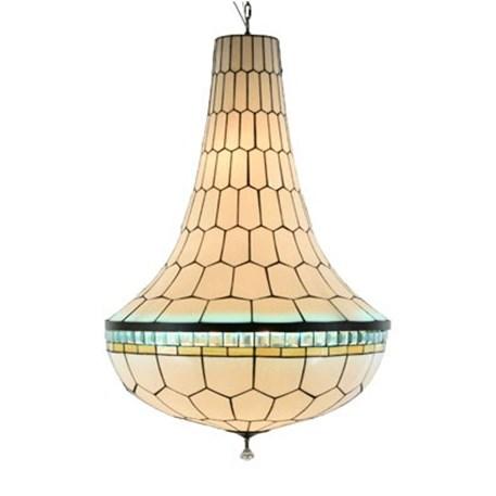 Tiffany Hanglamp Wissmann Jewel - aan
