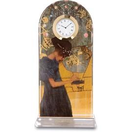 Tafelklok The Music | Klimt