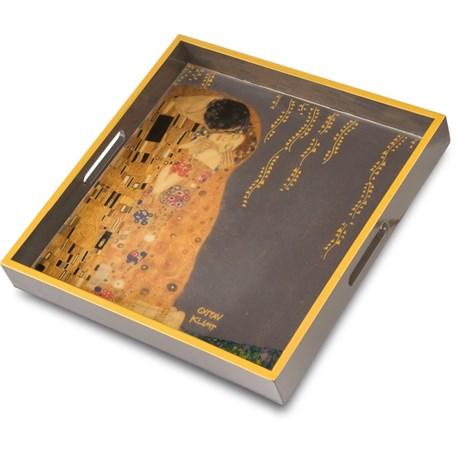 Dienblad De Kus | Klimt