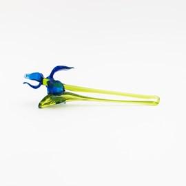 Glazen Sculptuur Iris