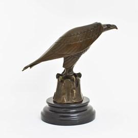 Bronzen sculptuur Eagle