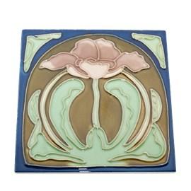 Tegelset Art Nouveau