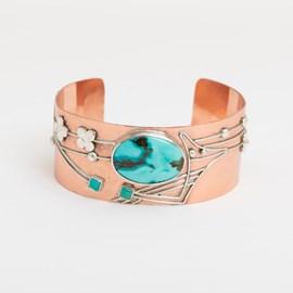 Armband Aquamarine