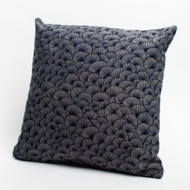 Kussen Elegant Ginkgo | Blue