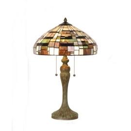 Tafellamp Tiffany Mosh