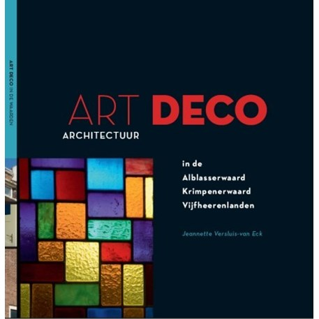 Boek Art Deco Architectuur in de Waarden