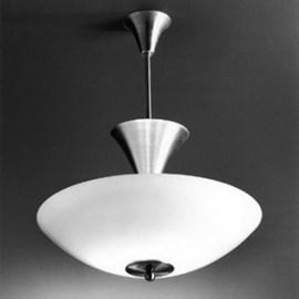Hanglamp 7005 met Glasschaal