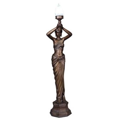 Art Deco Sculptuur Yanara