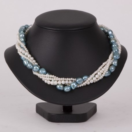 Collier Mixed Pearls