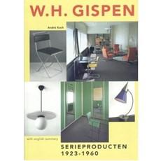 Boek Gispen Serieproducten