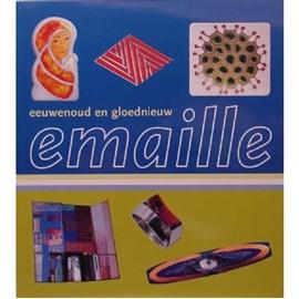 Emaille Boek