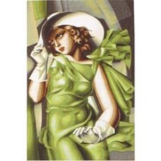 Wandkleed/Gobelin Tamara de Lempicka